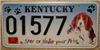 Spay and Neuter Pets Kentucky License Plate